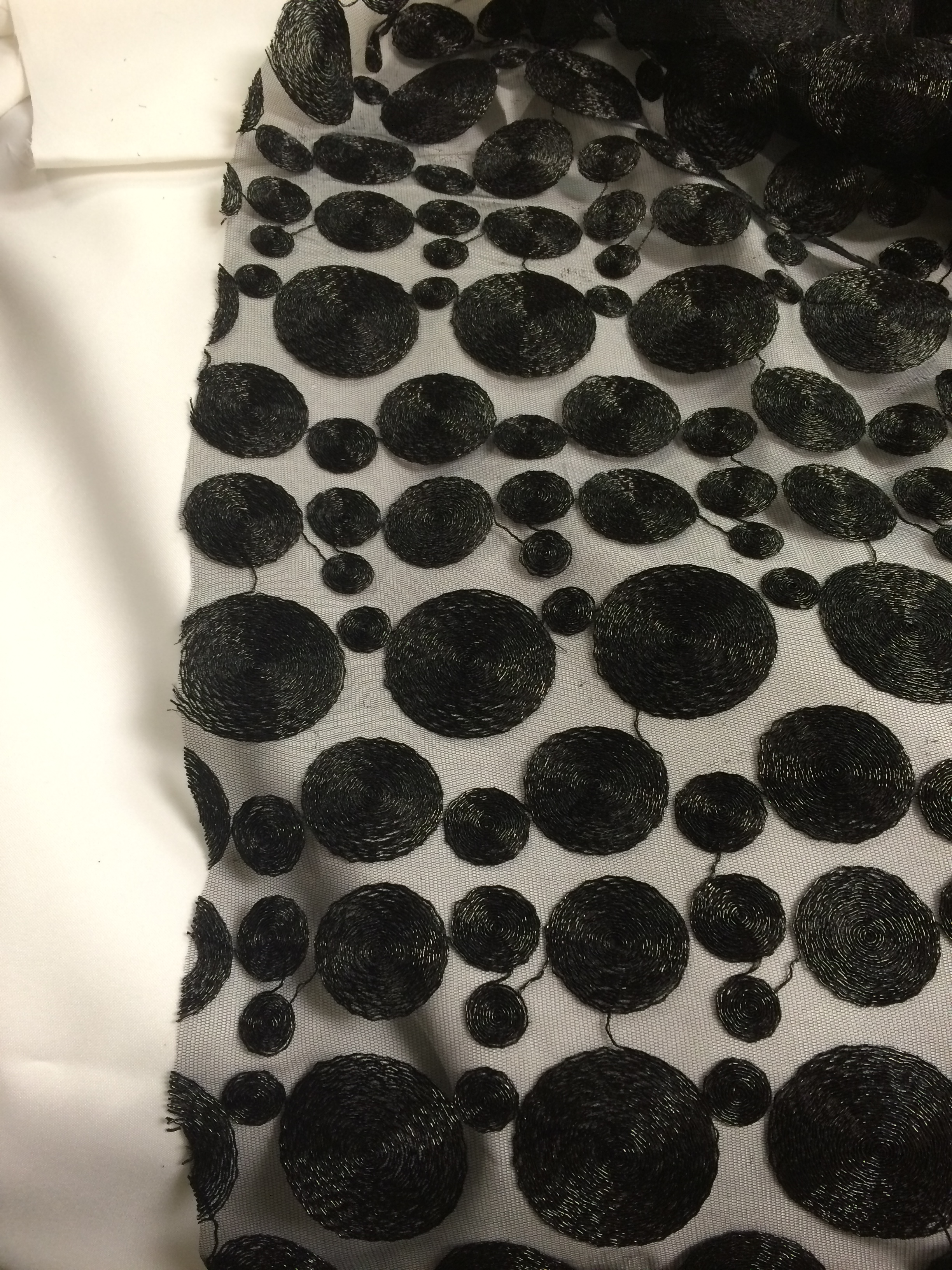 Black beaded circles overlay