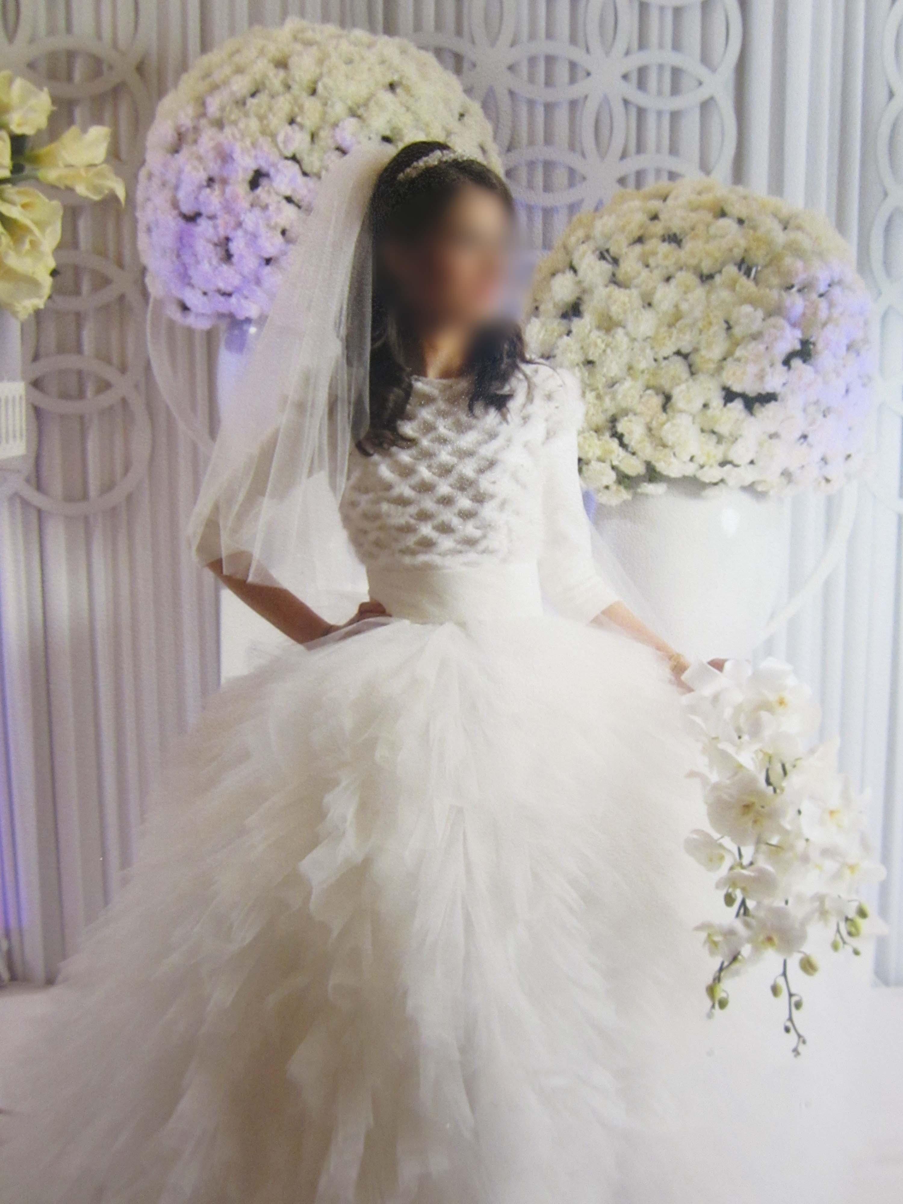 Custom Bridal | The Simcha Center